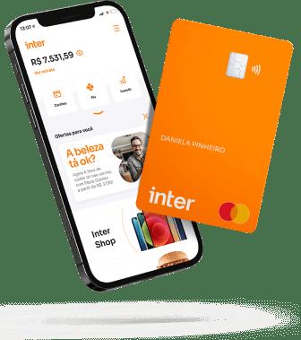 App e cartão Inter